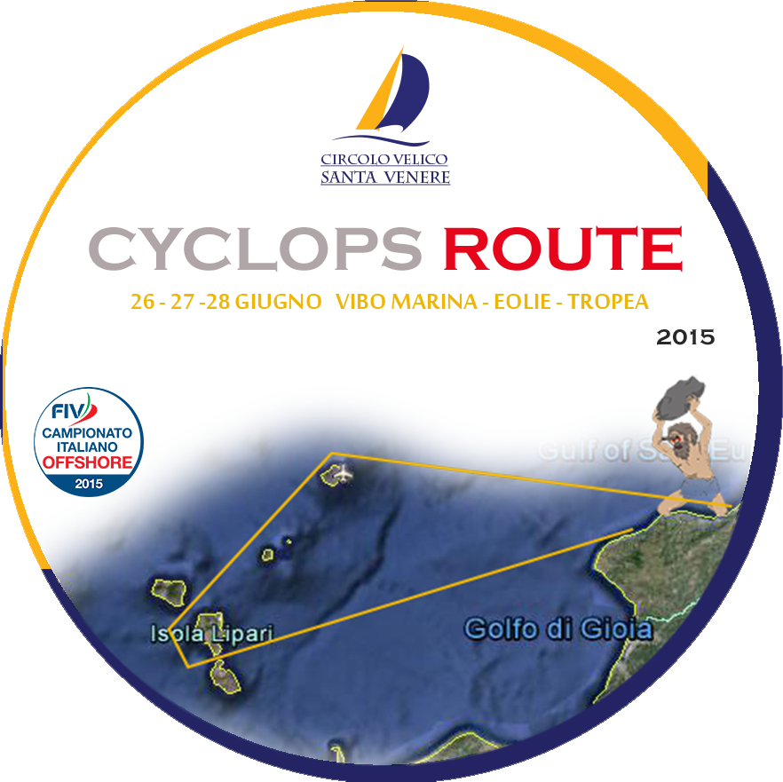 Nice Cyclops Route Sparo D 39 Inizio Per Il Weekend Dei Naviganti Weeking Essenze
