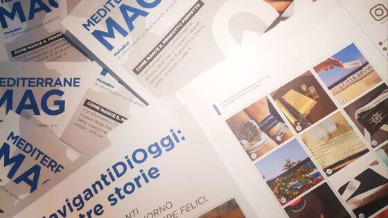 Mediterranean Magazine Acqua degli Dei